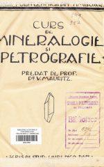 Curs de Mineralogie și Petrografie