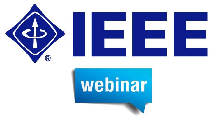 Webinar IEEE despre învățarea la distanță