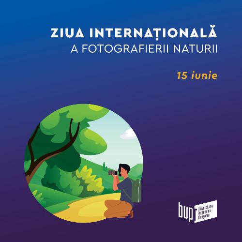 Ziua internațională a fotografierii naturii