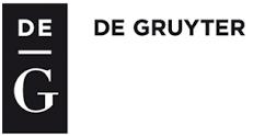 Acces Gratuit la DeGruyter 2022 Journal Package